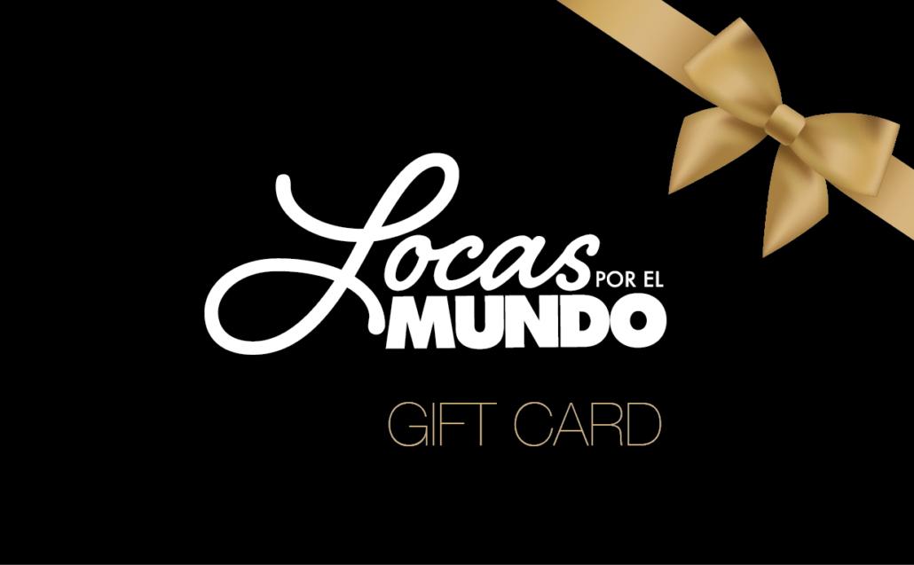 Gift card - regalá un viaje