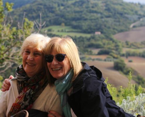 La Toscana, mujeres