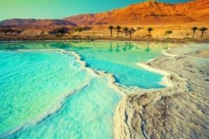 Mar muerto, un viaje a israel