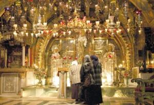 Santo sepulcro- israel