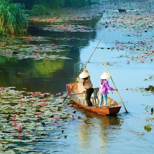 Vietnam - viaje