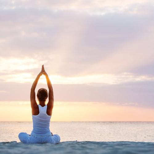 retiro, yoga y meditación en Portugal